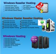 windows reseller web hosting,  unlimited windows reseller hosting,  unme